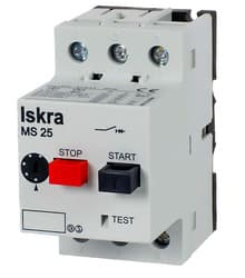 Motorschutzschalter ISKRA MS25