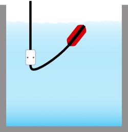Schwimmergewicht
